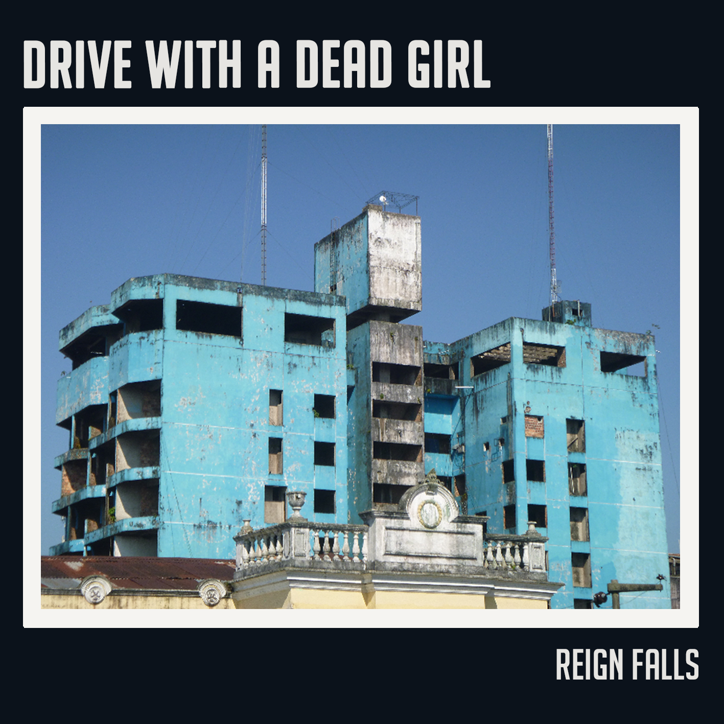 DRIVE WITH A DEAD GIRL